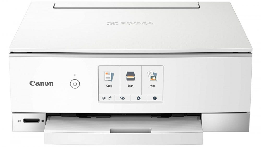 Canon Pixma TS8320 All-in-One Wireless Printer