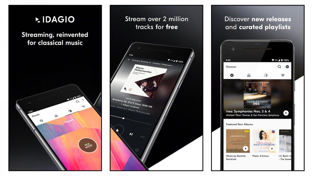 Idagio App