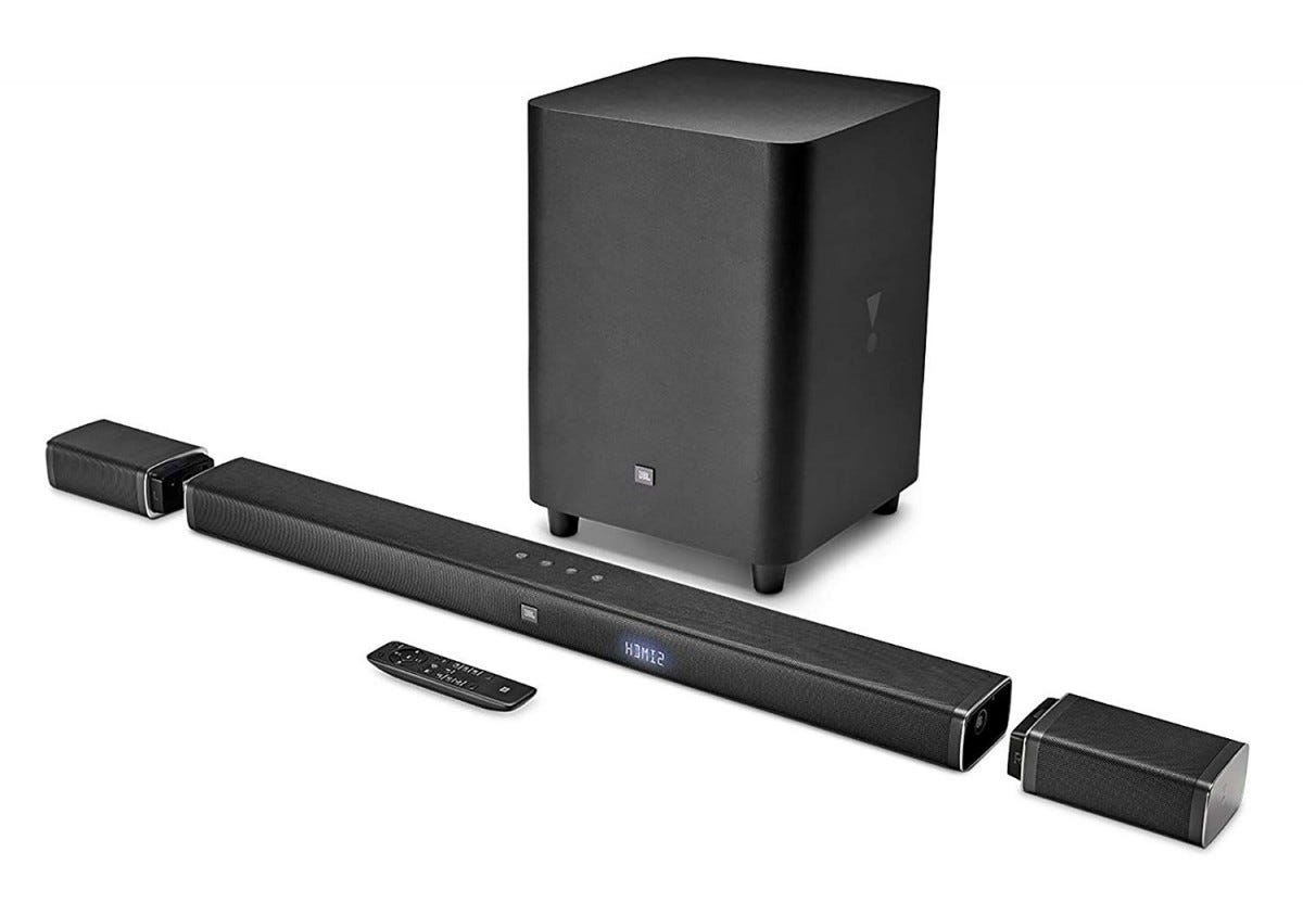 The Best Surround Sound Sets with Wireless Rear Speakers