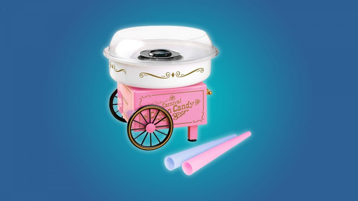The Best Cotton Candy Machines Review Geek