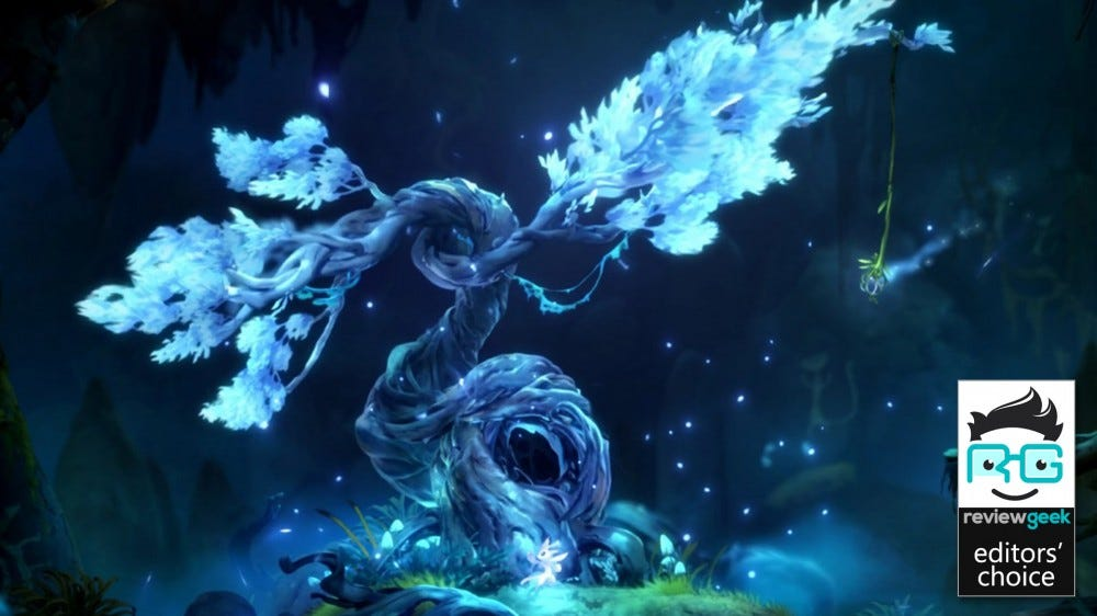Ori and the Will of the Wisps Tree