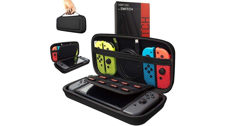 Die besten Nintendo Switch Cases