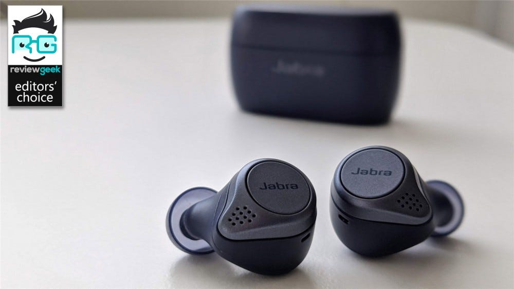 Jabra Elite Active 75t Review Great For Your Next Hot And Sweaty Session Review Geek