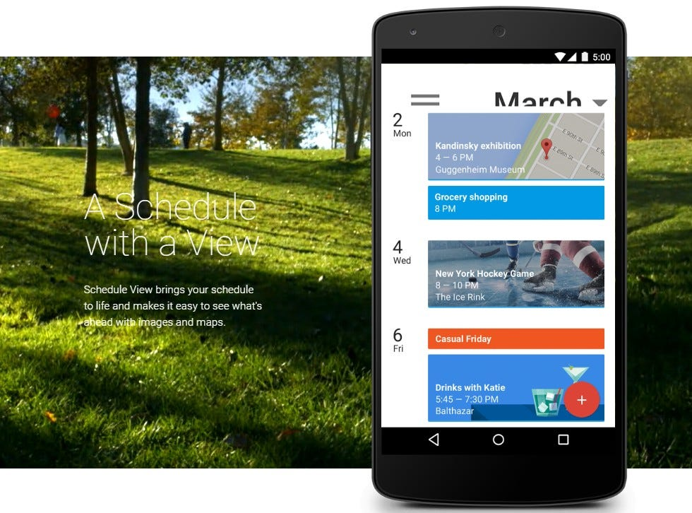 Google Calendar Event Viewer