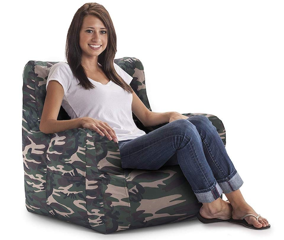 Peachy The Best Individual Bean Bag Chairs For Every Space Review Pabps2019 Chair Design Images Pabps2019Com