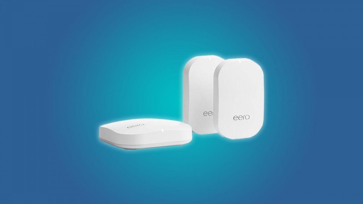 eero Home Mesh Wi-Fi System