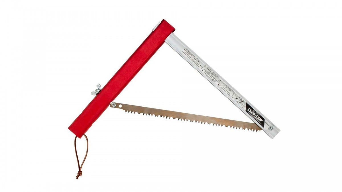 Sven Folding Camp Saw 15 Inch