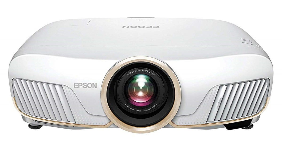 The Epson Home Cinema 5050UB.