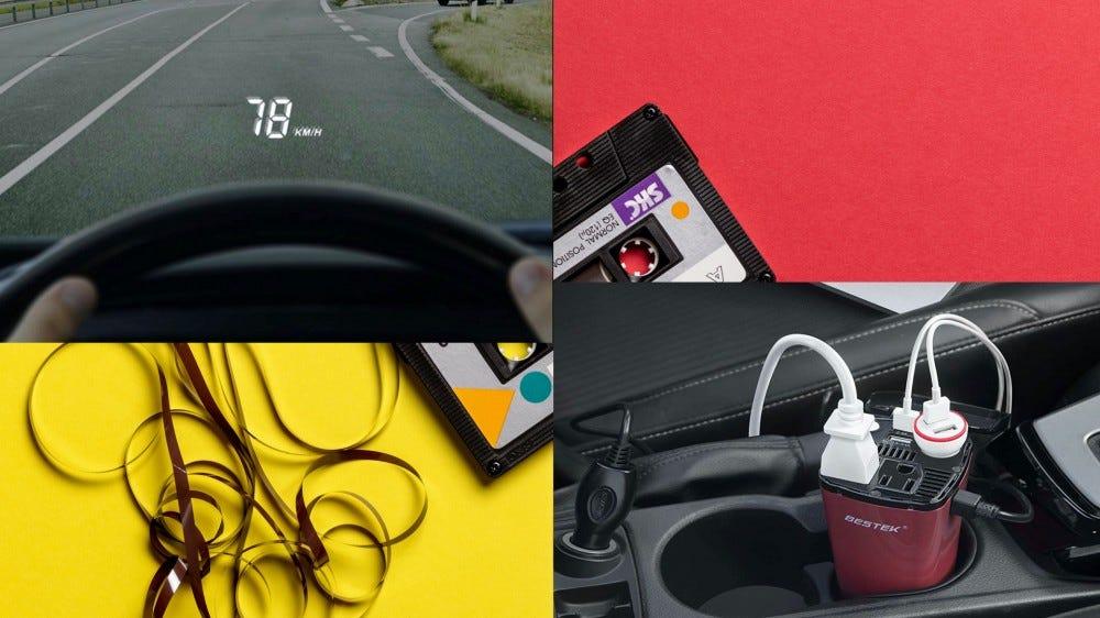 car technology gadgets