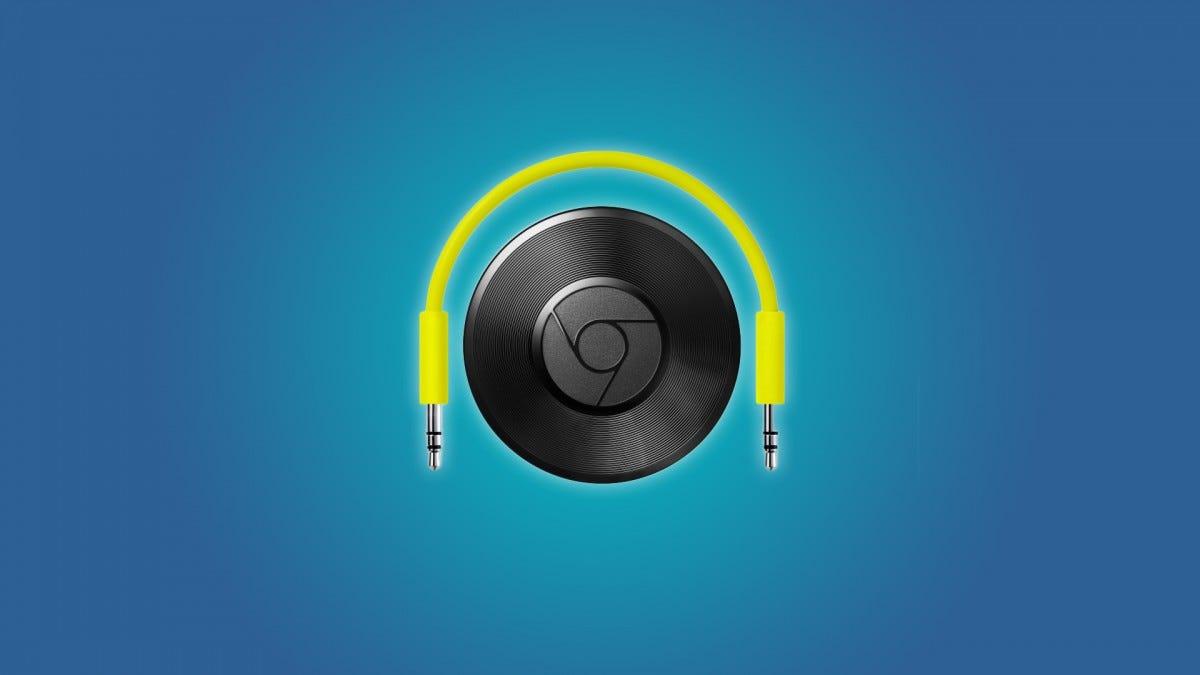The ChomeCast Audio