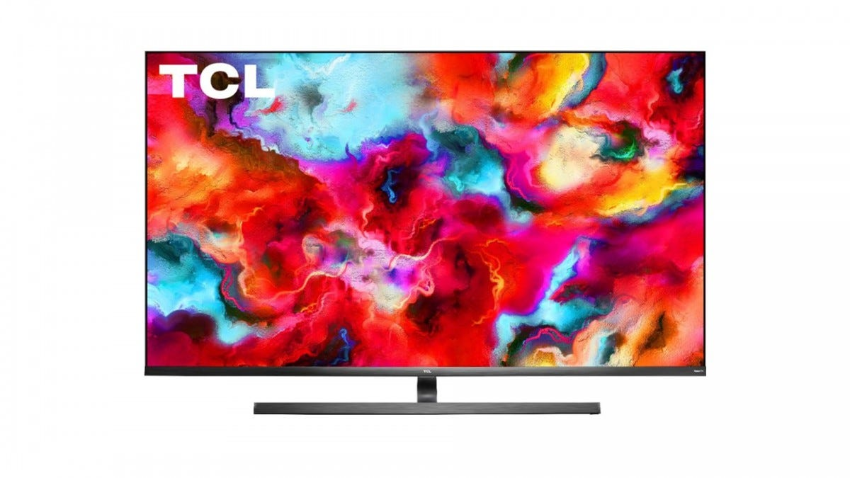 The TC 8-Series TV