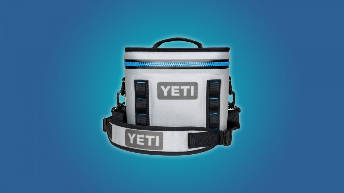 The YETI Hopper 12qt Cooler