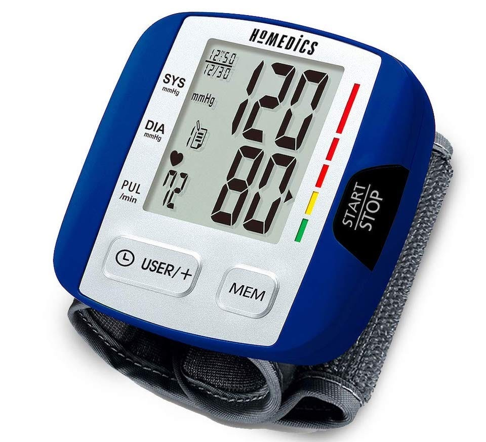 HoMedics Automatic Blood Pressure Monitor