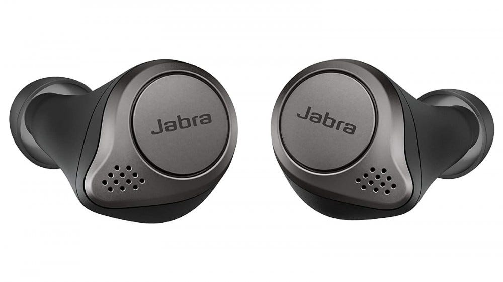 Jabra Elite 75t earphones