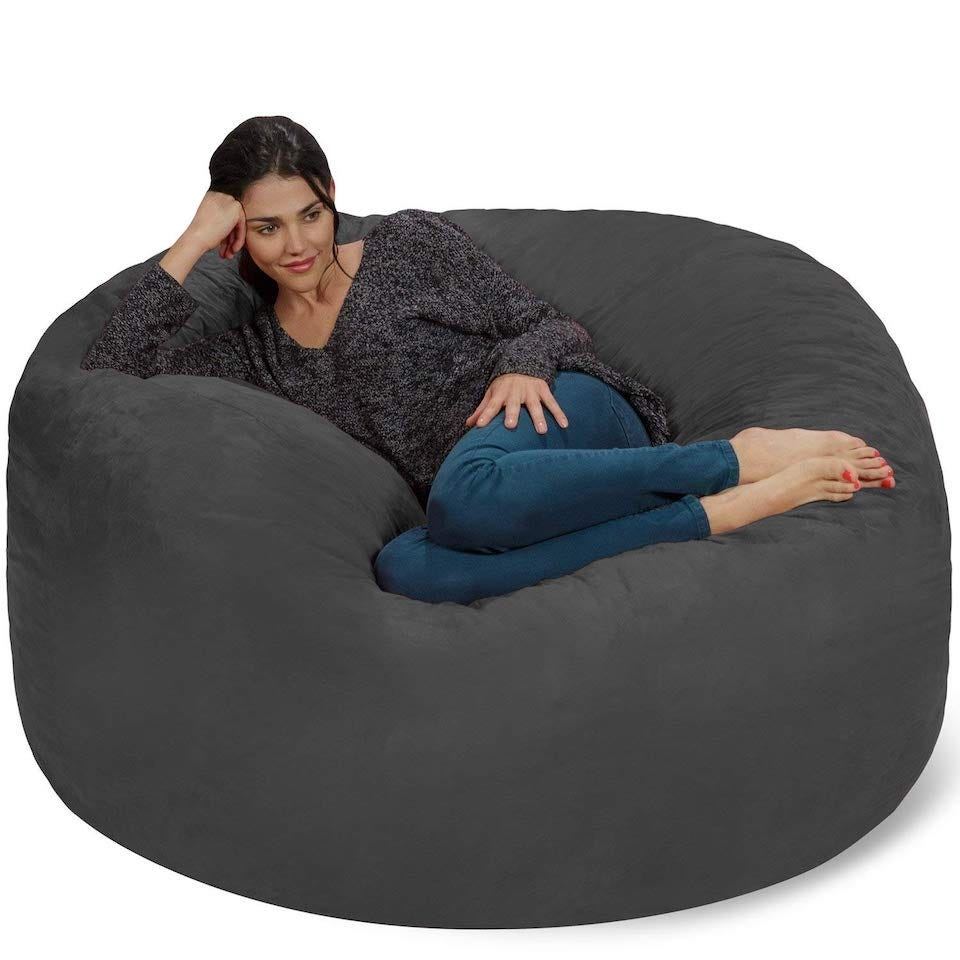 The Best Large Bean Bag Chairs For Your Rec Room Dorm