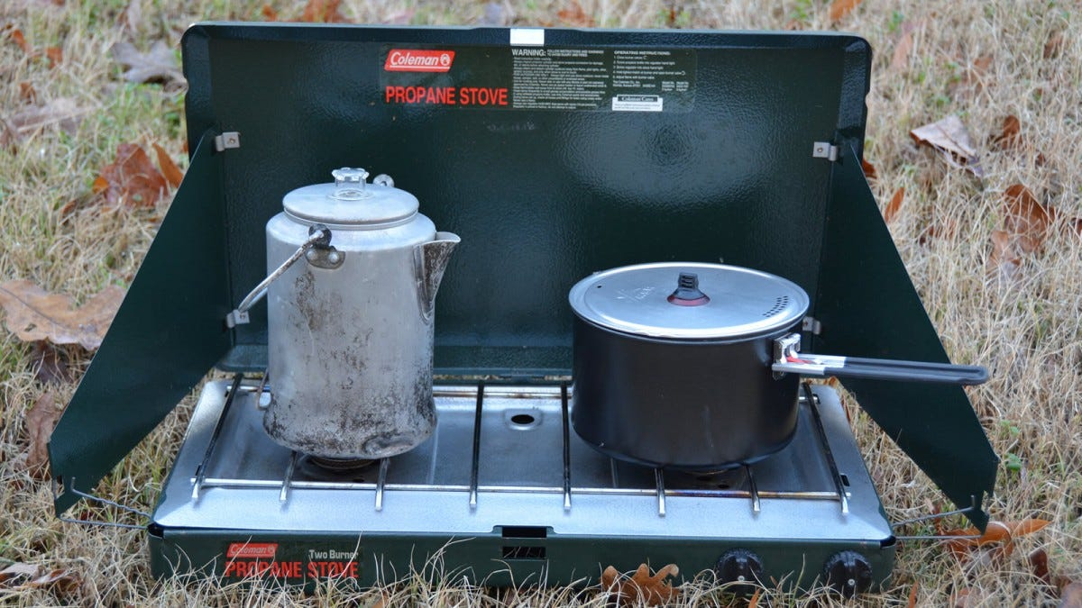 Coleman Classic camp stove