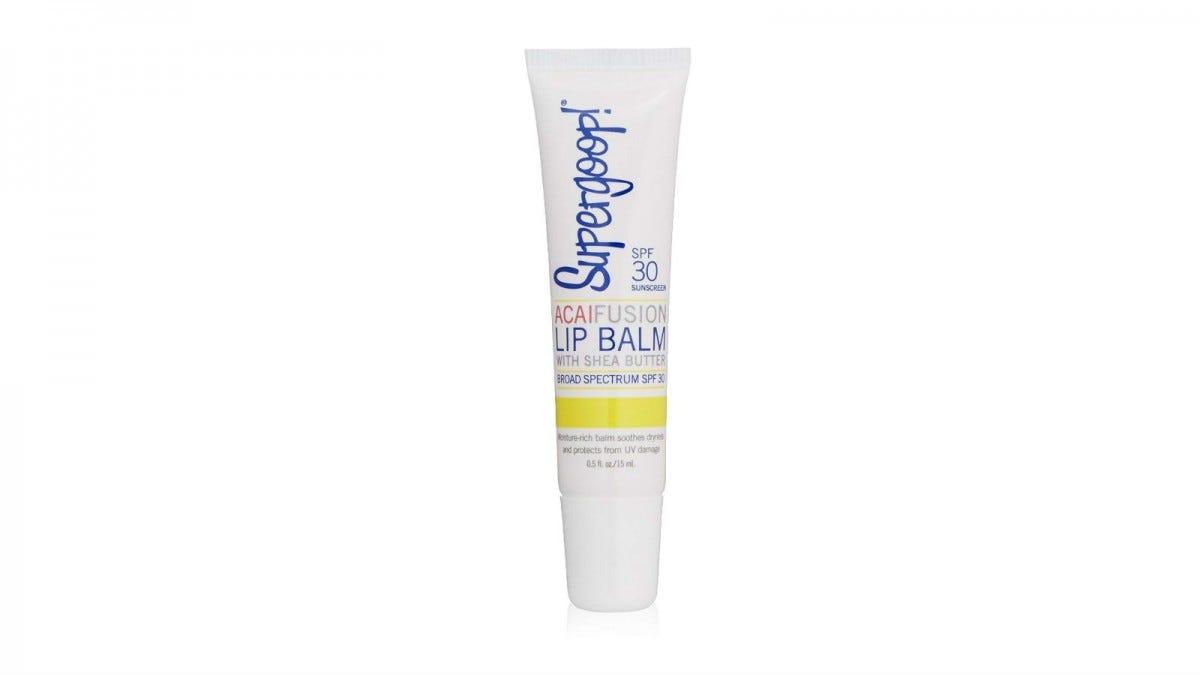 Supergoop! Fusion Lip Balm SPF 30