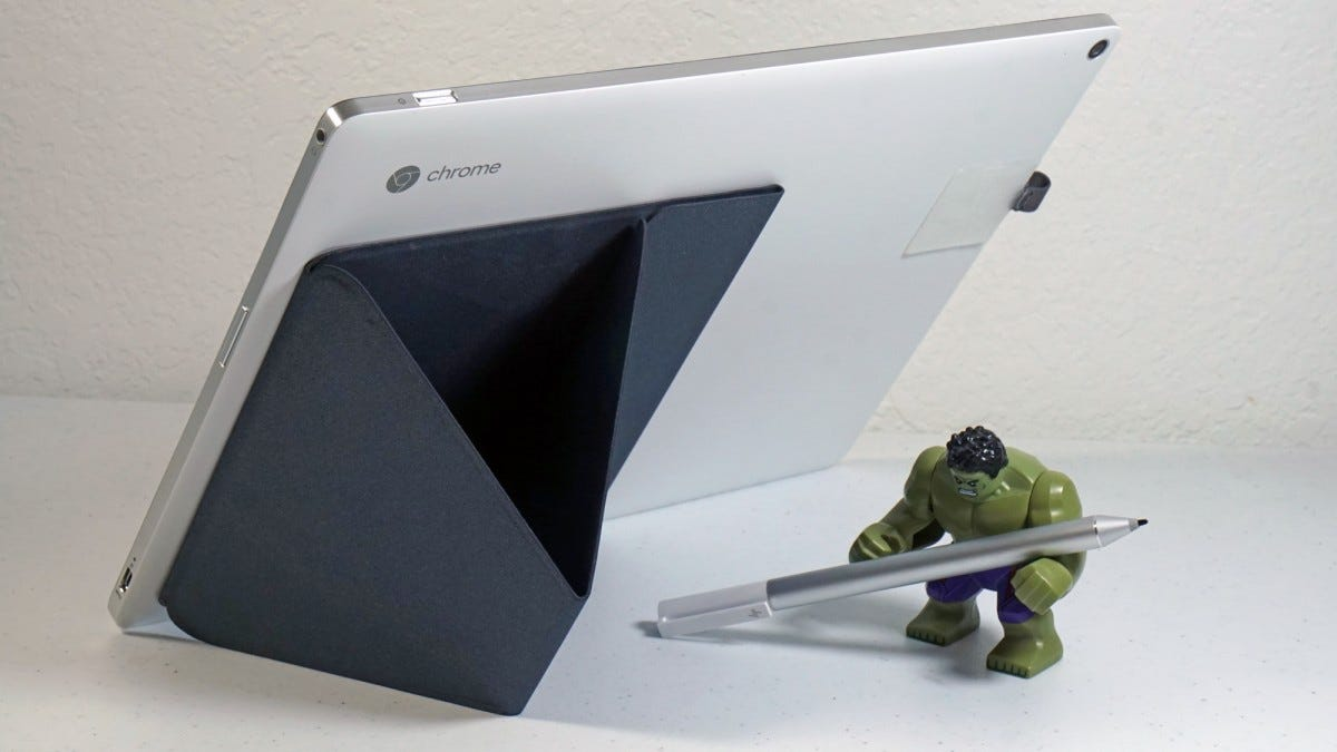 The SenseAge stick-on kickstand is exactly the tablet accessory I've been looking for.