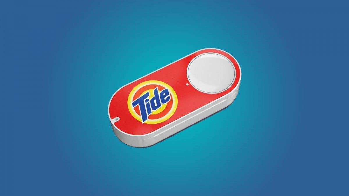 Dash Tide Button