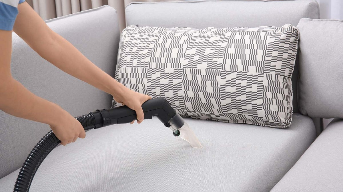 The Best Upholstery Cleaners for Every Kind of Stain Removal – Review Geek