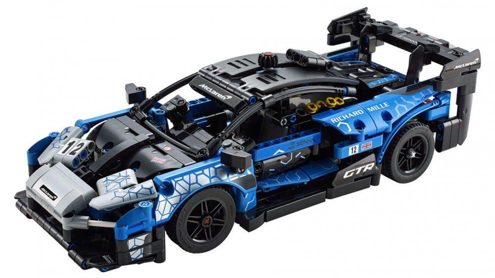 LEGO Technic McLaren Senna GTR