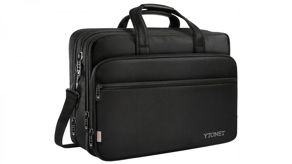 The 17-inch Ytonet Travel Briefcase