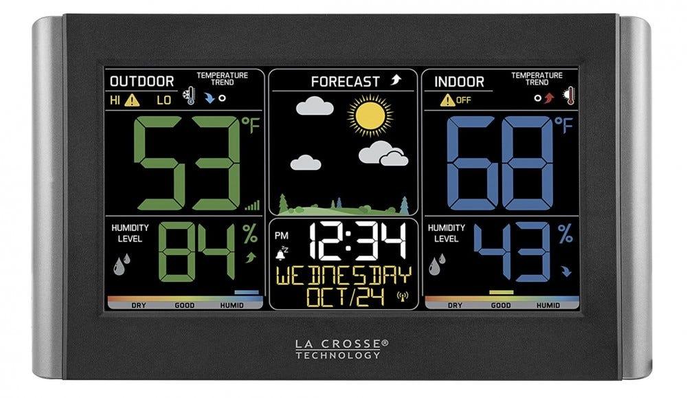 La Crosse Weather Display