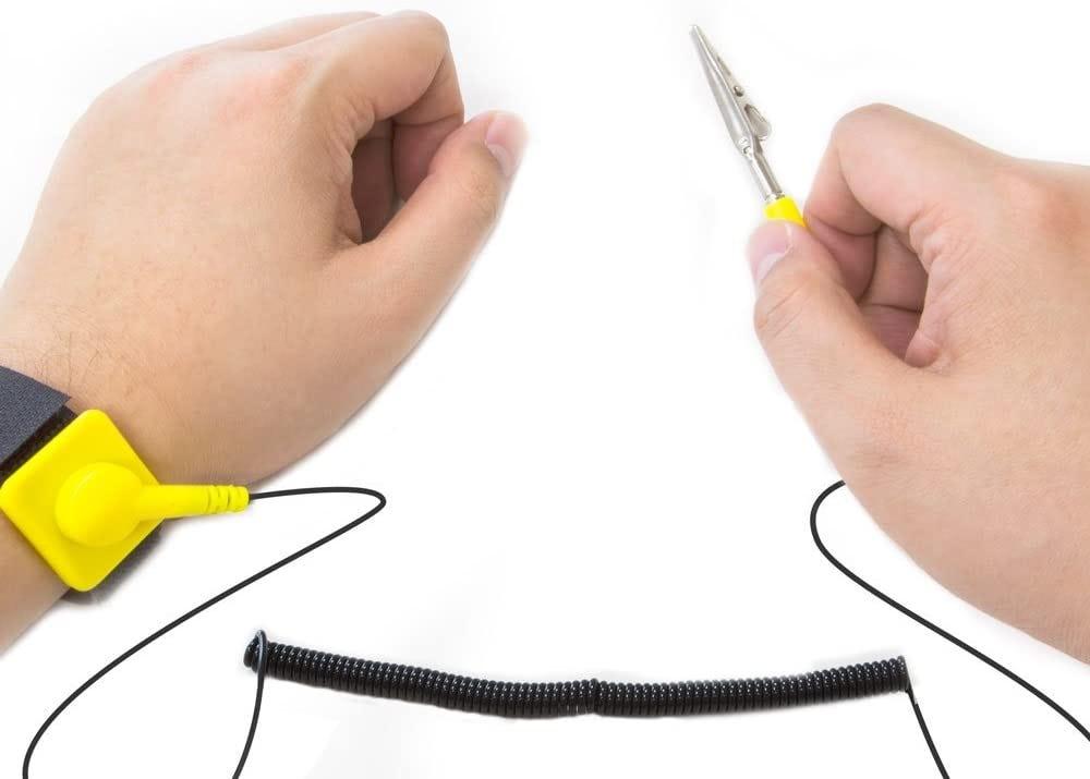 بند مچ دست آنتی استاتیک