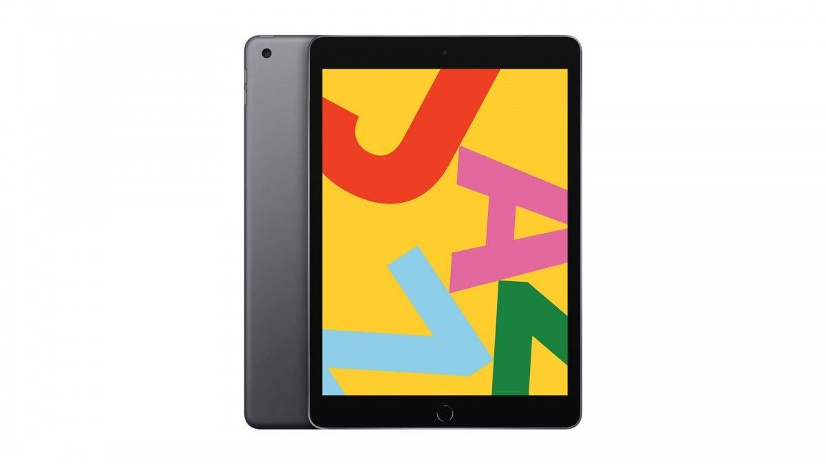 The 10.2 Inch iPad