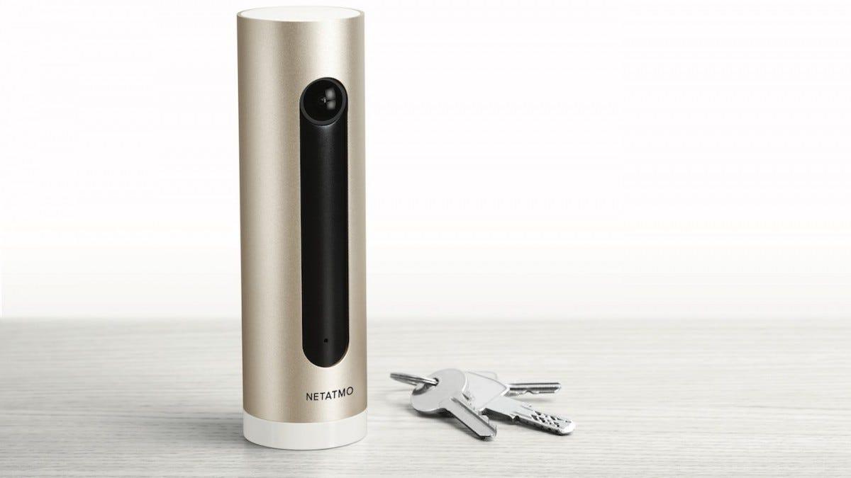 Netatmo smart camera