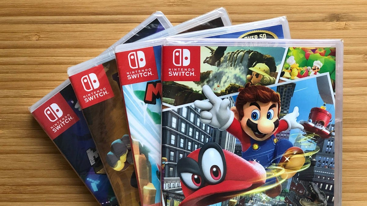 Should You Buy Physical or Digital Switch Games? – Review Geek