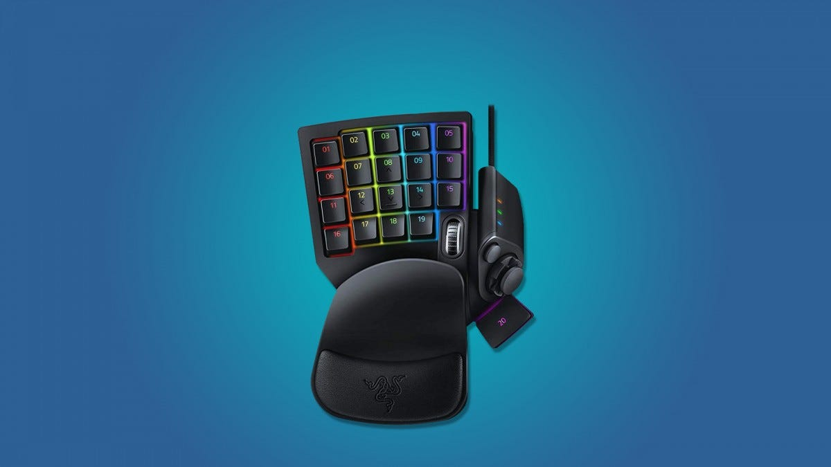 The Best Gaming Keypads To Use With Your Favorite PC Games And MMOs