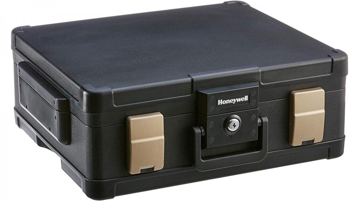 Honeywell 1104 Safe
