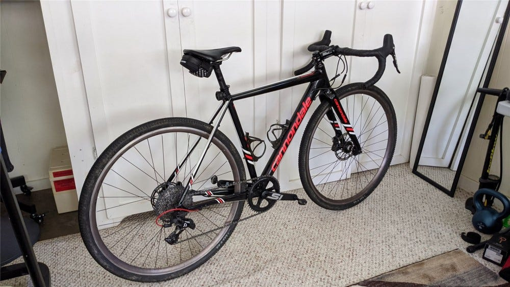 2017 Cannondale CAADX