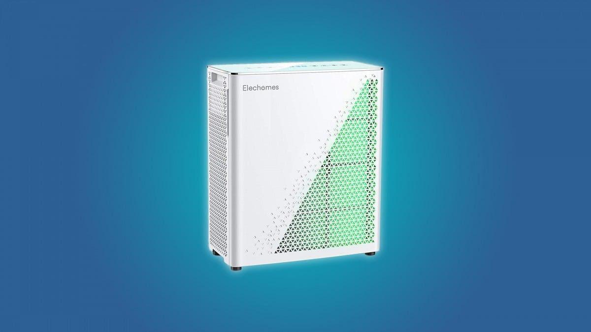 The Elechomes UC3101 Air Purifier