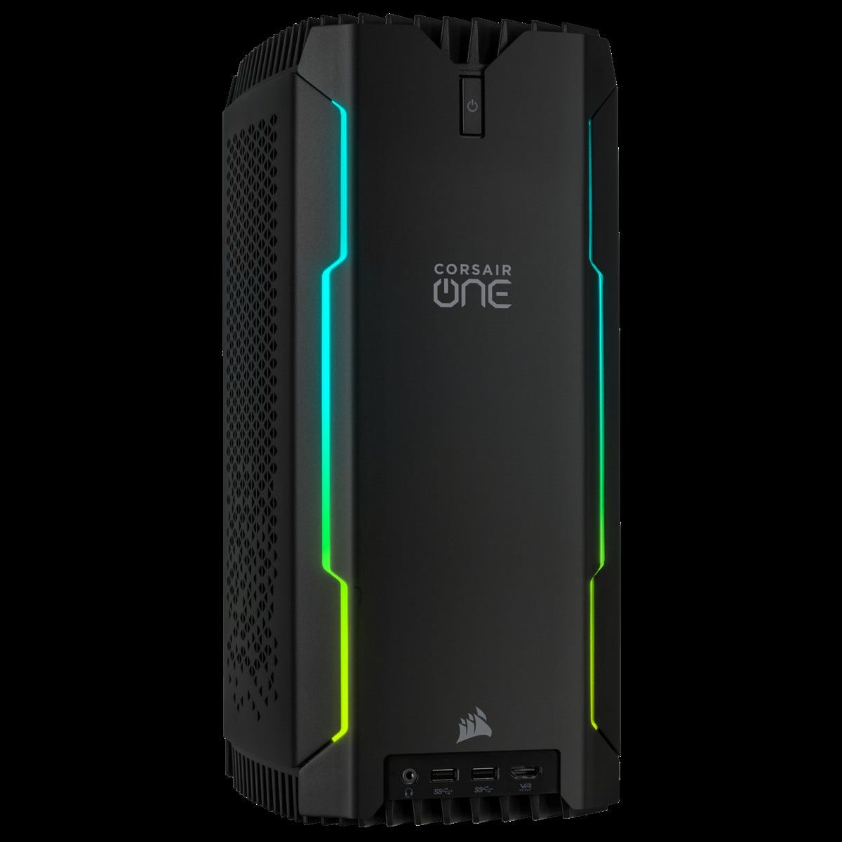 The Corsair One is a tiny PC with full desktop gaming power.