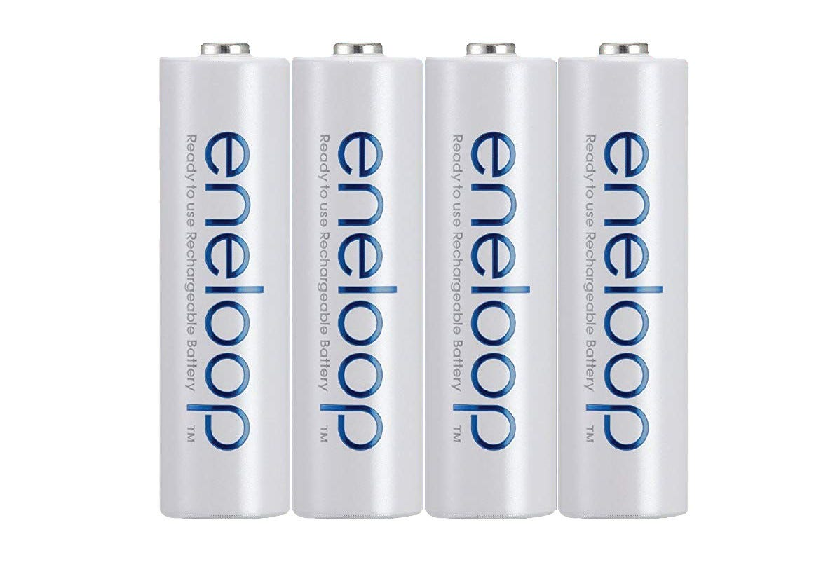 eneloop, panasonic, aa, aaa, rechargeable, rechargeable battery,