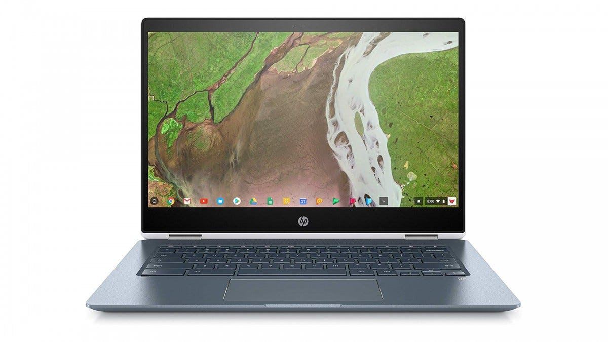 The HP x360 Chromebook.