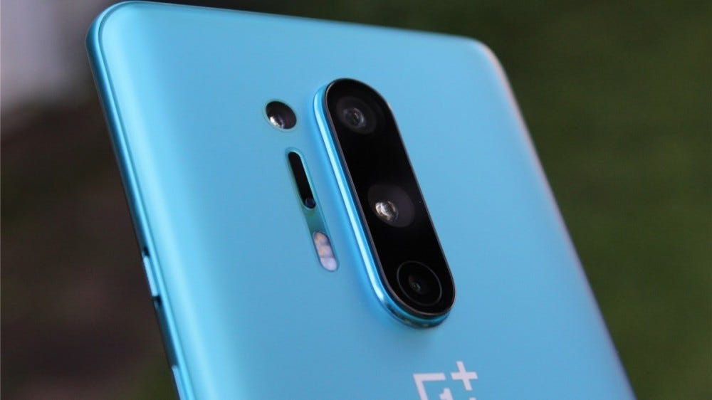 A photo from our OnePlus 8 Pro review.