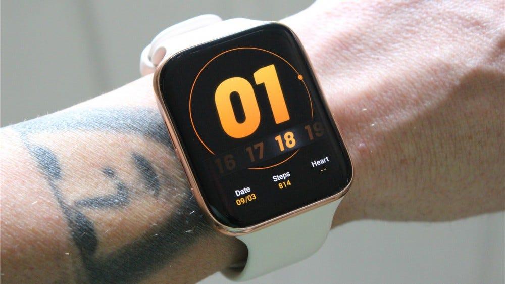 Oppp smart watch