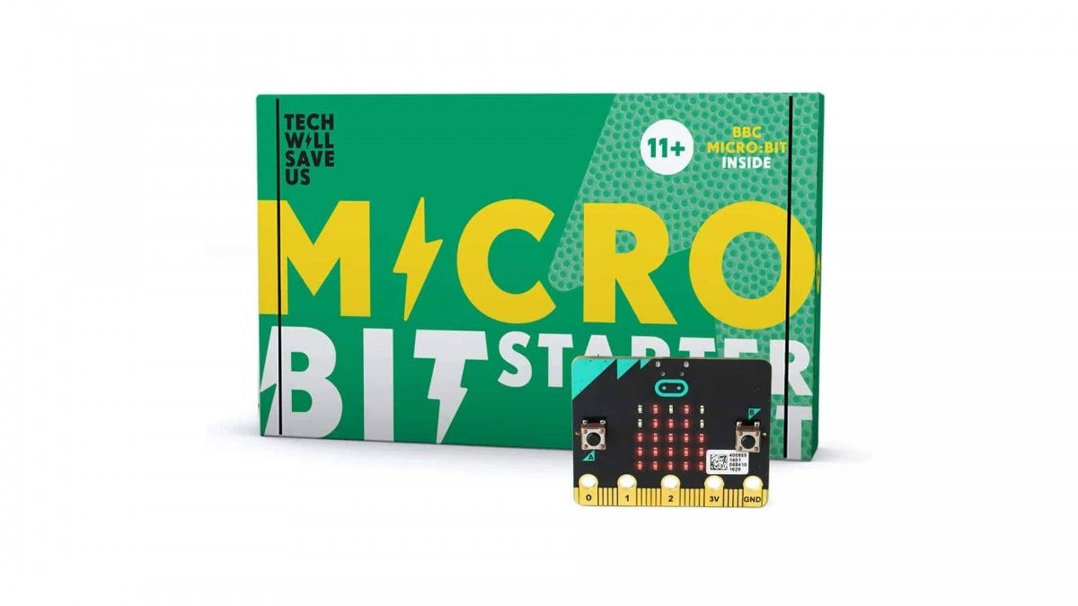 The BBC Microbit