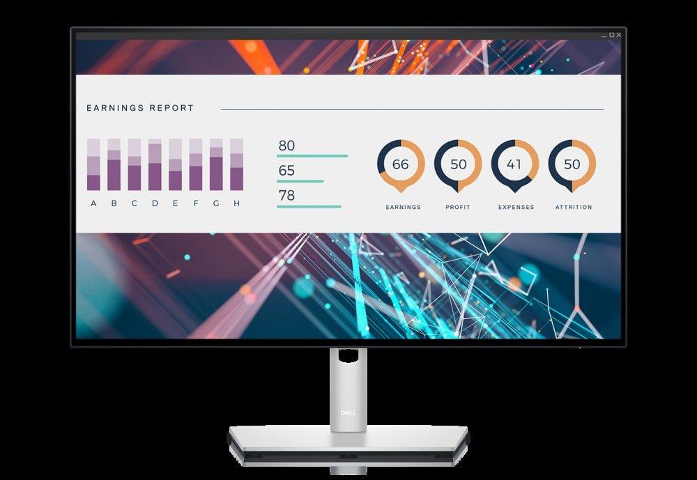 Dell Ultrasharp 24-inch promo image