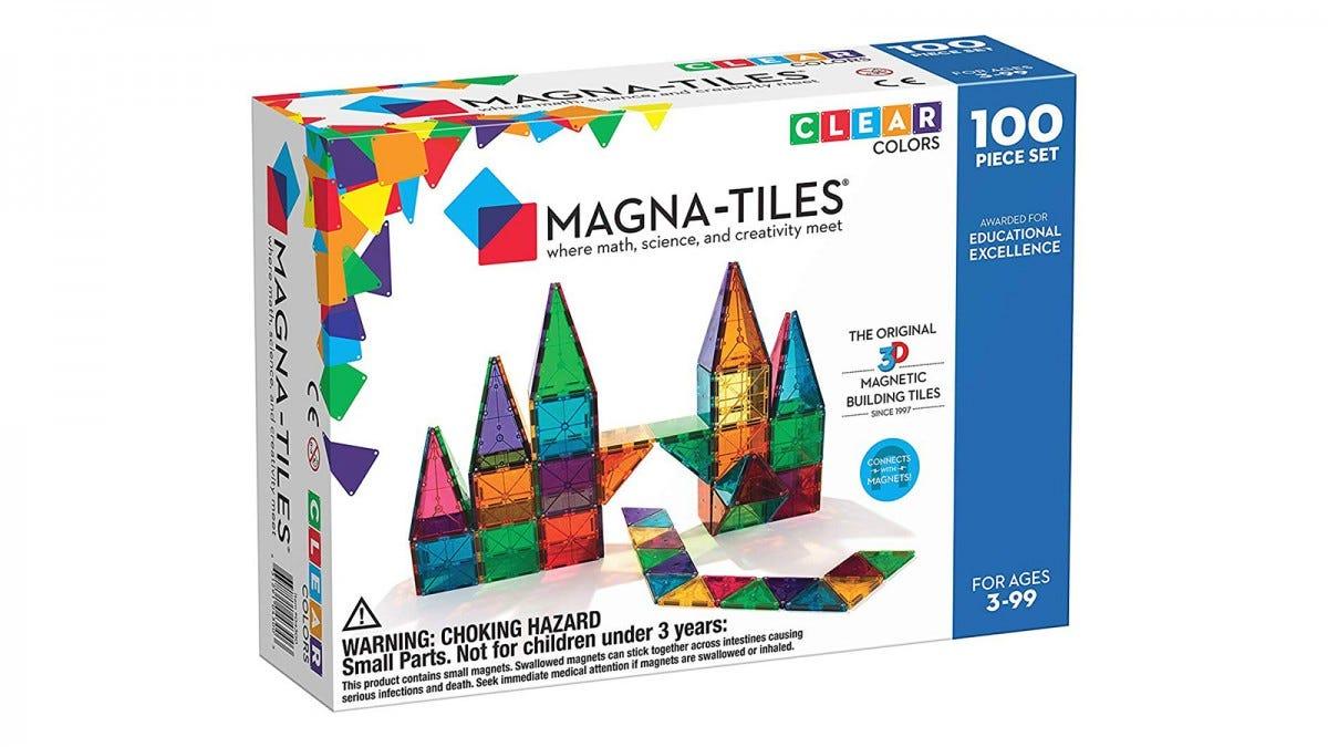 MagnaTiles Set