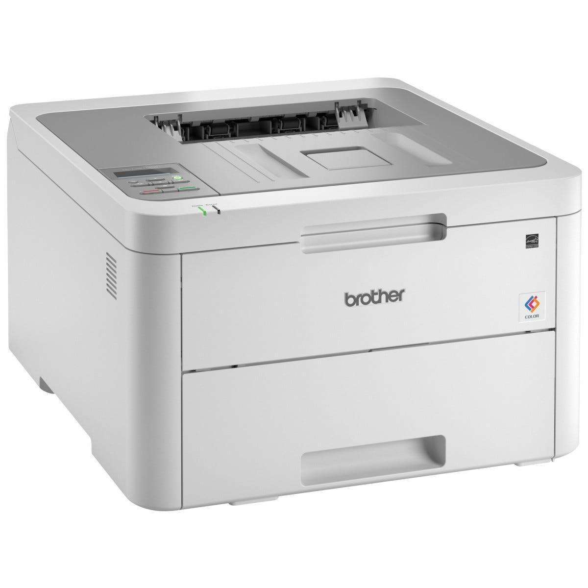 The Brother HL-L3210 printer