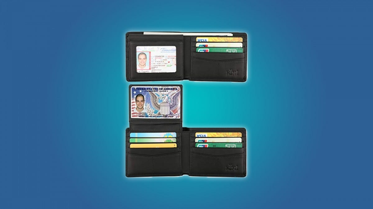 Himi RFID-Blocking Wallet