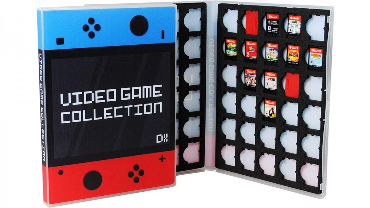 UniKeep Game Case for Nintendo Switch