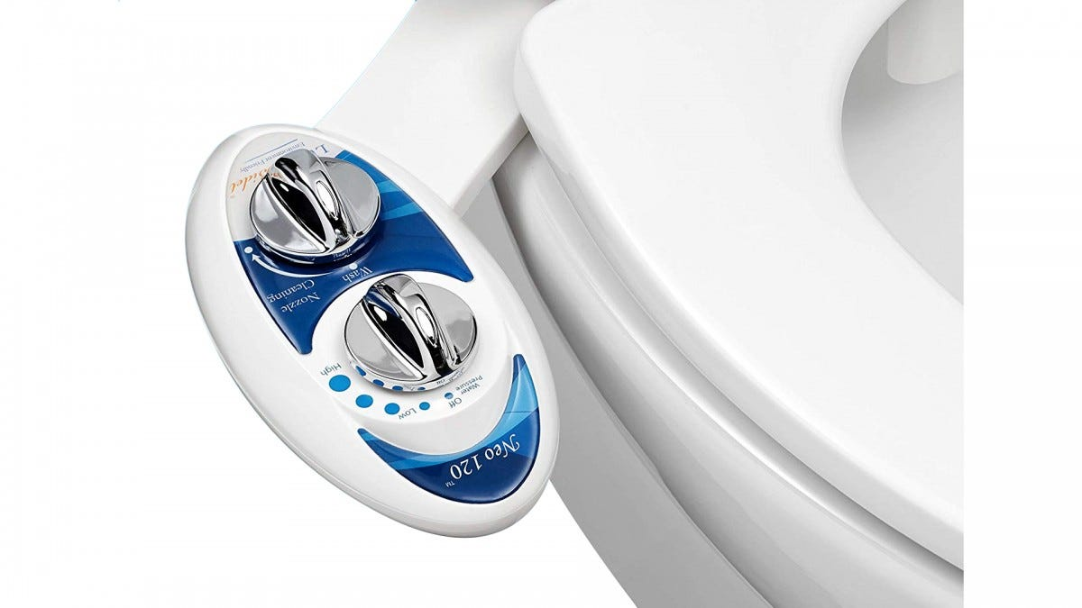 The 5 Best Add On Bidets For Your Boring Old Toilet Review Geek