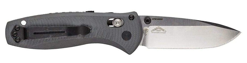 Benchmade, barrage, 585-2, assisted open, pocket knife,
