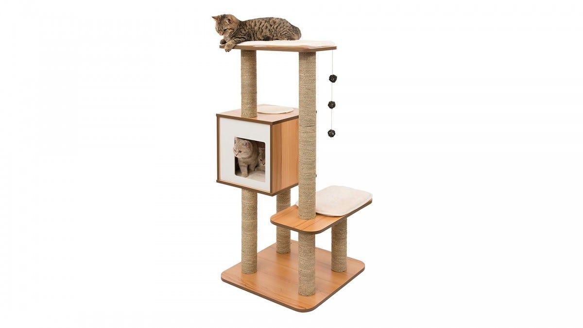 The Vesper cat tree
