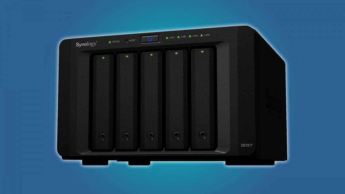 The Best NAS (Network Attached Storage) Devices For Home Users